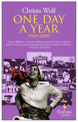 The cover of One Day a Year: 1960 - 2000