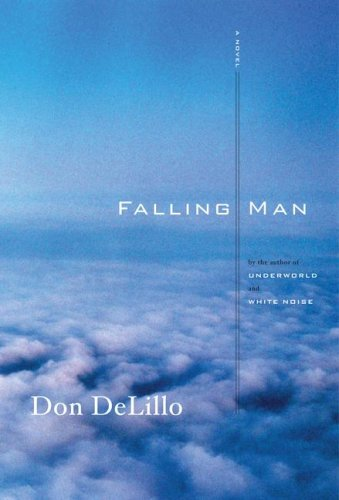 The cover of Falling Man: A Novel