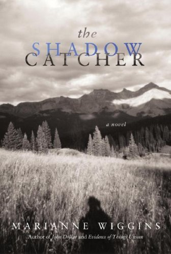 The cover of The Shadow Catcher: A Novel