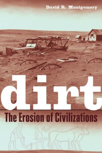 The cover of Dirt: The Erosion of Civilizations