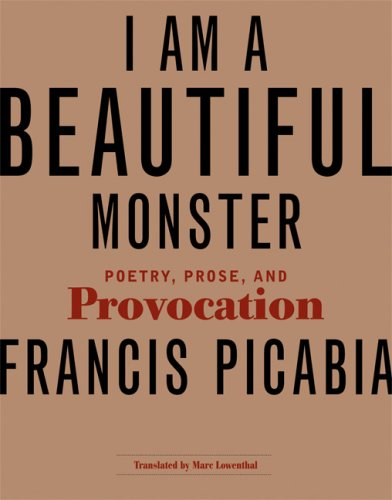 The cover of I Am a Beautiful Monster: Poetry, Prose, and Provocation
