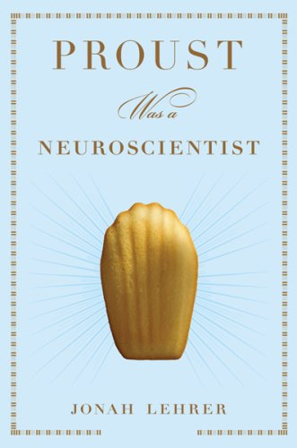 The cover of Proust Was a Neuroscientist