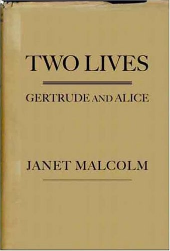 The cover of Two Lives: Gertrude and Alice