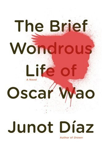The cover of The Brief Wondrous Life of Oscar Wao