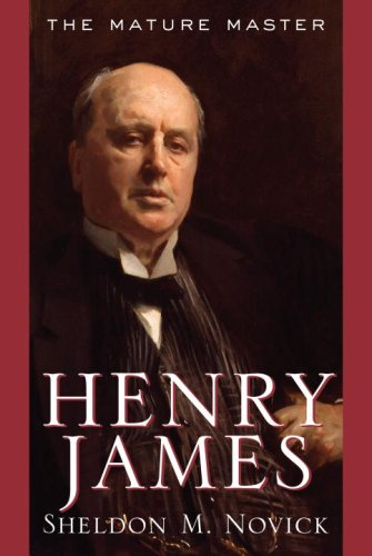 The cover of Henry James: The Mature Master
