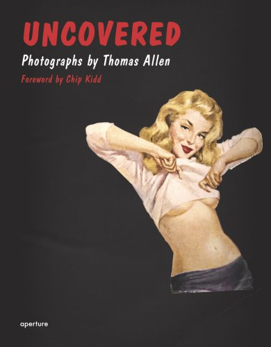 The cover of Thomas Allen: Uncovered