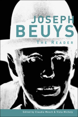 The cover of Joseph Beuys: The Reader