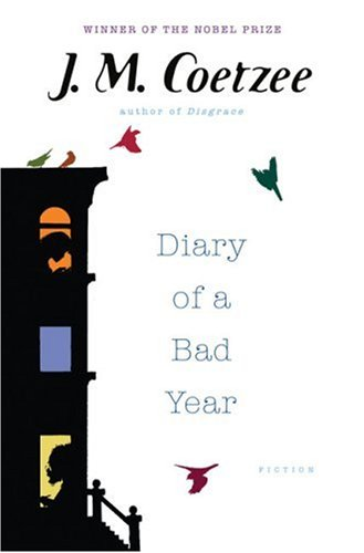 The cover of Diary of a Bad Year