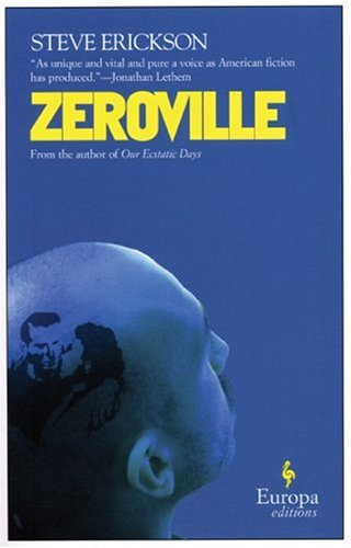 The cover of Zeroville