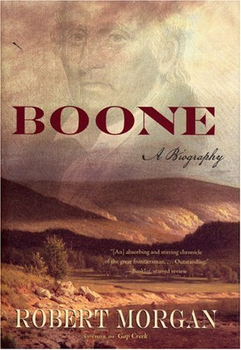 The cover of Boone: A Biography