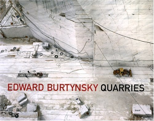 The cover of Burtynsky: Quarries