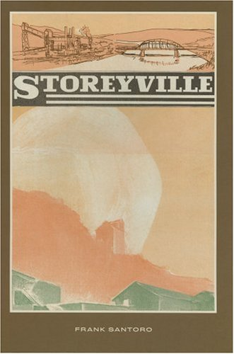 The cover of Frank Santoro: Storeyville
