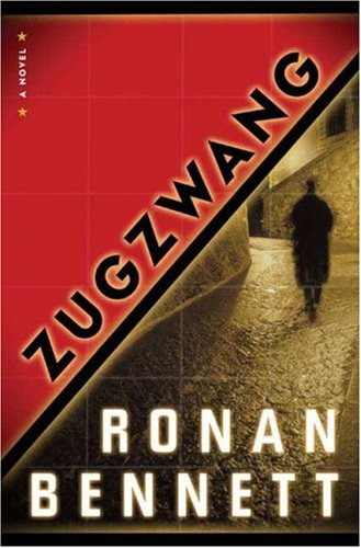 The cover of Zugzwang: A Novel