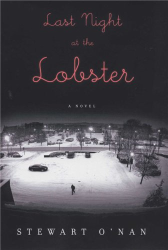 The cover of Last Night at the Lobster