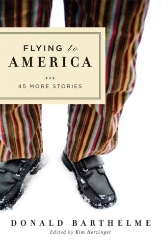 The cover of Flying to America: 45 More Stories