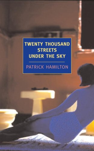 The cover of Twenty Thousand Streets Under the Sky: A London Trilogy
