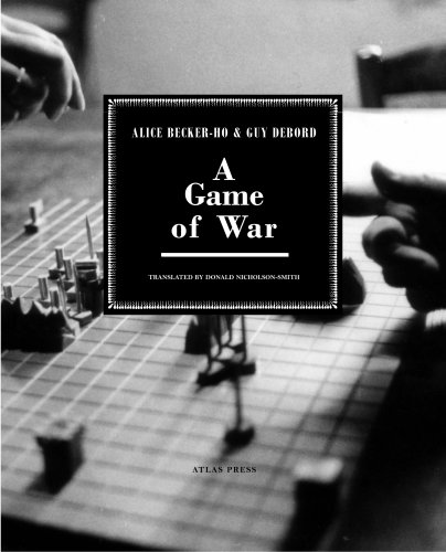 The cover of A Game of War