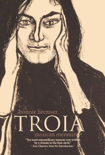 The cover of Troia: Mexican Memoirs
