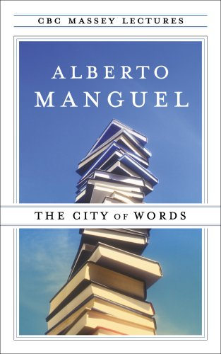 The cover of The City of Words (CBC Massey Lecture)