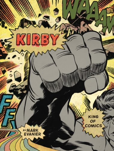 The cover of Kirby: King of Comics