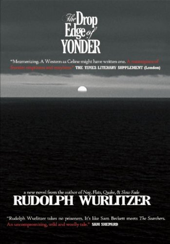 The cover of Drop Edge of Yonder