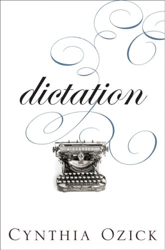 The cover of Dictation: A Quartet