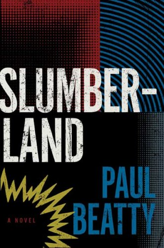 The cover of Slumberland: A Novel