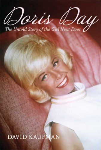 The cover of Doris Day: The Untold Story of the Girl Next Door