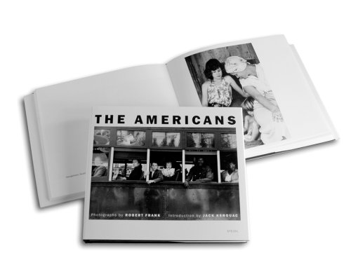 The cover of Robert Frank: The Americans