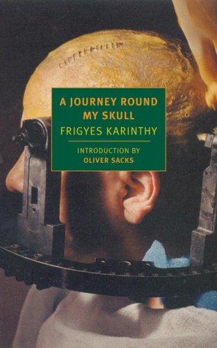 The cover of A Journey Round My Skull (New York Review Books Classics)