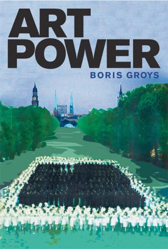 The cover of Art Power