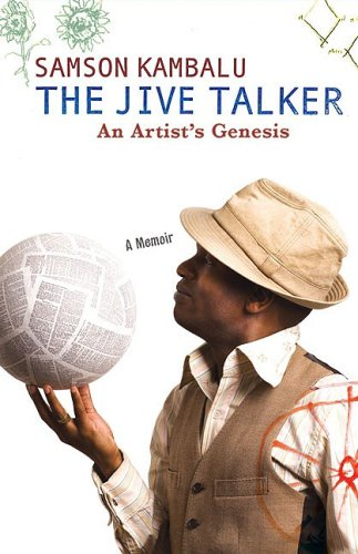 The cover of The Jive Talker: An Artist's Genesis