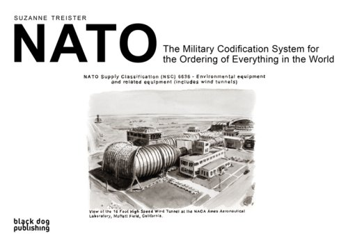 The cover of NATO: The Military Codification System for the Ordering of Everything in the World