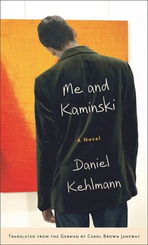 The cover of Me and Kaminski: A Novel