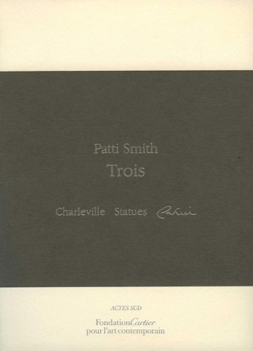The cover of Trois