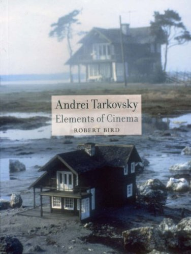 The cover of Andrei Tarkovsky: Elements of Cinema