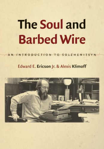 The cover of The Soul and Barbed Wire: An Introduction to Solzhenitsyn