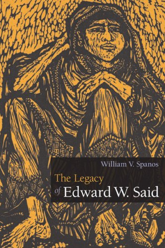 The cover of The Legacy of Edward W. Said