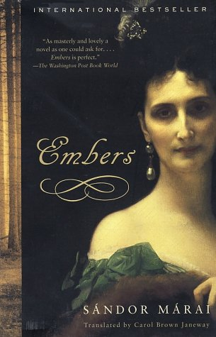 The cover of Embers
