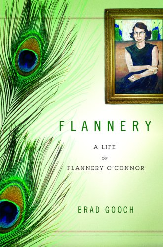 The cover of Flannery: A Life of Flannery O'Connor