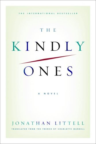The cover of The Kindly Ones