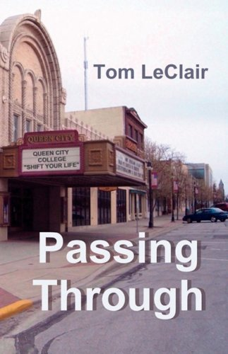 The cover of Passing Through: A Novel
