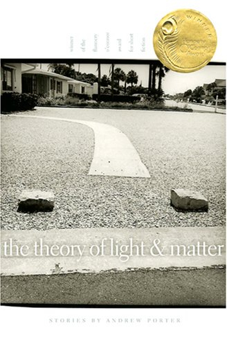 The cover of The Theory of Light and Matter: Stories
