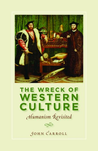 The cover of The Wreck of Western Culture: Humanism Revisited