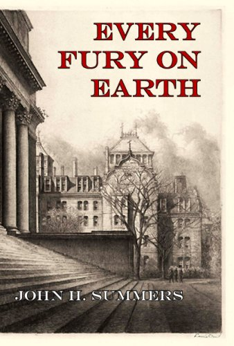 The cover of Every Fury on Earth