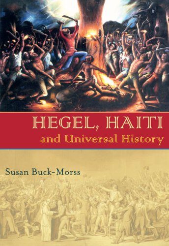 The cover of Hegel, Haiti, and Universal History (Pitt Illuminations)
