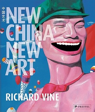 The cover of New China, New Art