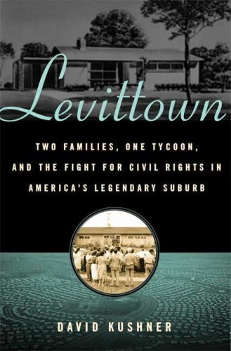 The cover of Levittown: Two Families, One Tycoon, and the Fight for Civil Rights in America's Legendary Suburb