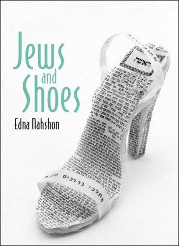 The cover of Jews and Shoes