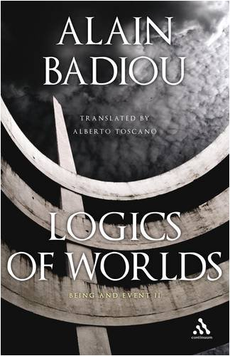 The cover of Logics of Worlds